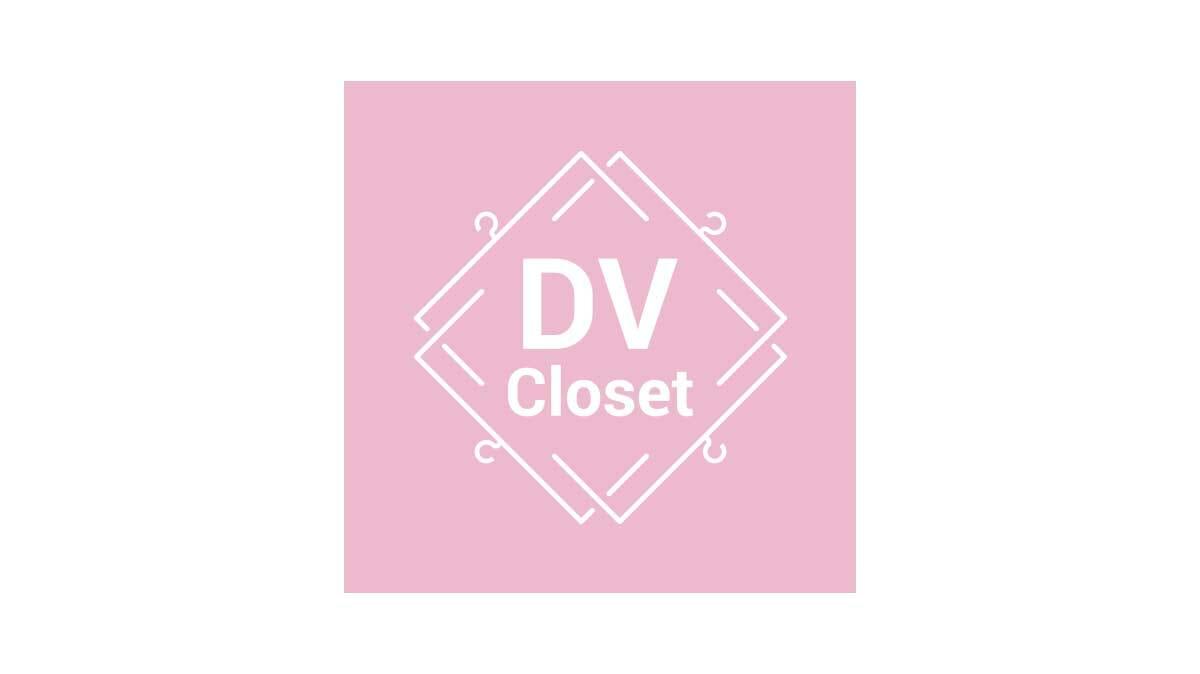 DV Closet logo