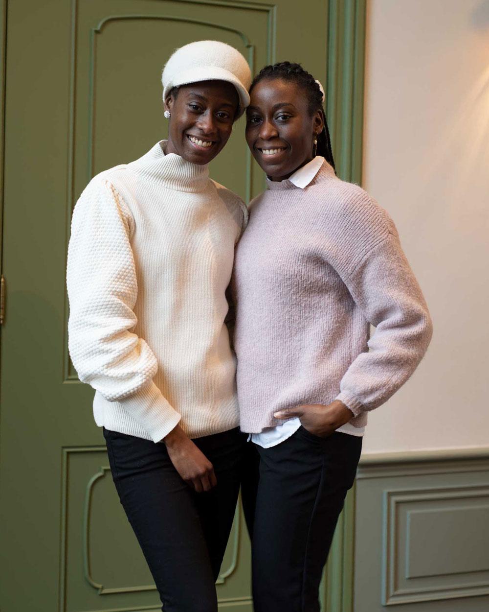 Nadia and Lemiza
